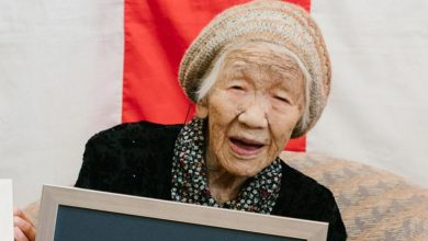 Photo of Japanese woman is world's oldest living person, Guinness confirms