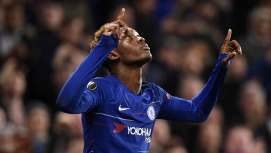 Photo of Chelsea's Hudson-Odoi first infected footballer in Premier League