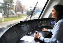 Photo of Meet Zorica Petrova, the first female train conductor
