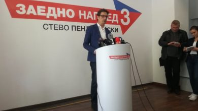 Photo of Pendarovski: Citizens faced with historic chance on May 5