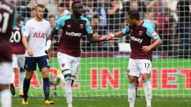 Photo of Tottenham's top-four hopes hit by loss at home to West Ham