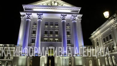 Photo of Government building to light up blue on World Autism Awareness Day