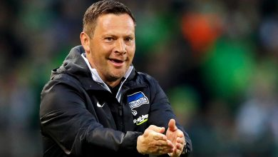 Photo of Hertha Berlin coach Dardai to leave position at season's end