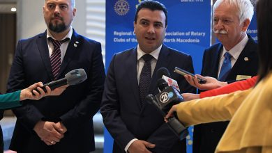 Photo of PM Zaev calls for positive election campaign