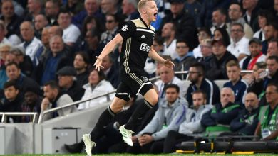 Photo of Ajax win 1-0 at Tottenham to open Champions League semi-final