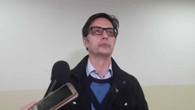 Photo of Pendarovski in Kumanovo: I'll be president who promotes unity and mutual understanding
