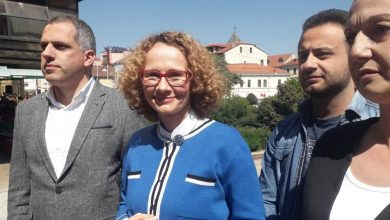 Photo of International community supports our country, says Shekerinska