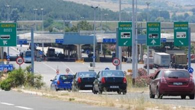 Photo of Greece to reopen Evzoni border crossing with North Macedonia July 1, awaits EU decision on entry of third-country nationals