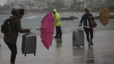 Photo of State of emergency in Crete after heavy rain, flooding