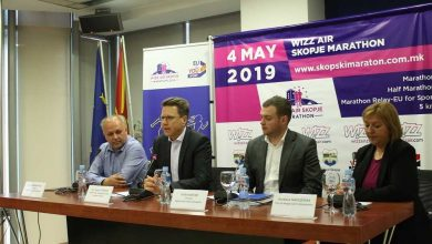 Photo of Wizz Air Skopje Marathon marks 15th anniversary