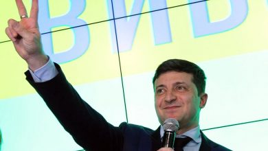 Photo of Ukraine's Zelensky: First task as leader to free conflict's prisoners