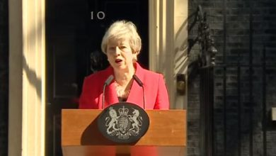 Photo of Britain's May agrees to step down on June 7 after Brexit failure