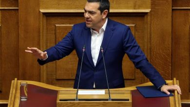 Photo of Greek government cuts tax, raises pensions ahead of elections