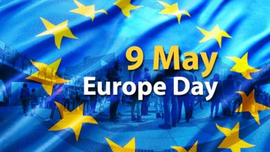Photo of Europe Day observances amid pandemic