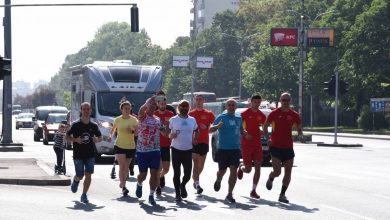Photo of Connectivity marathon: Officials turn out to support Krasi Georgiev