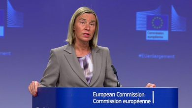 Photo of Mogherini to meet with world leaders in New York