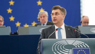 Photo of Plenkovic: Macron's filters already in existing EU enlargement mechanism
