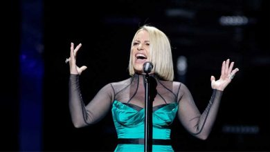 Photo of Tamara Todevska's Proud finishes 8th as Netherlands wins Eurovision Song Contest