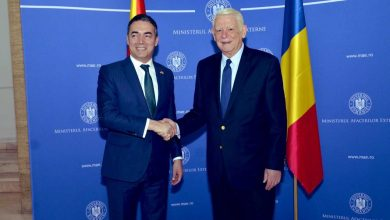 Photo of Romania's strong support for North Macedonia's EU and NATO membership bid reaffirmed