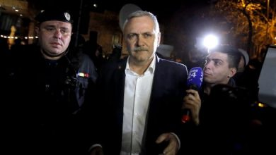 Photo of Head of Romania's governing party sentenced to prison for corruption