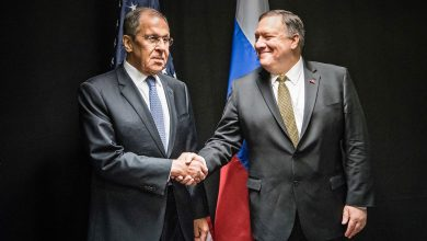 Photo of Takim Lavrov-Pompeo në Finlandë