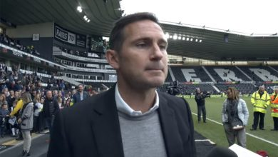 Photo of Chelsea receive permission from Derby to speak with Lampard
