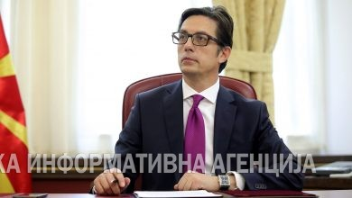 Photo of Pendarovski supports initiative on election model reform
