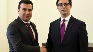 Photo of President Pendarovski to meet with PM Zaev, new cabinet members