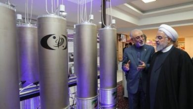 Photo of Iranian president launches production of new centrifuges