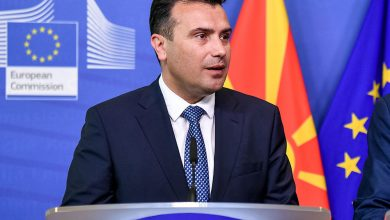 Photo of PM Zaev to visit Brussels, Madrid and Athens
