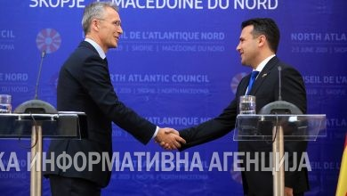 Photo of PM Zaev to meet NATO's Stoltenberg in Brussels next week