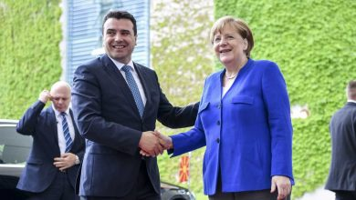 Photo of PM Zaev to have talks with German Chancellor Merkel
