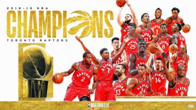 Photo of Raptors dethrone Warriors to capture first NBA championship