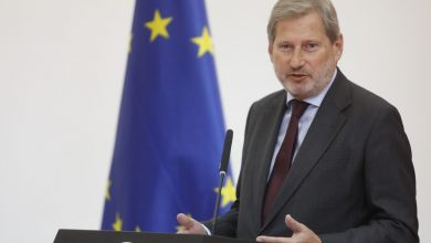 Photo of Hahn: EU members favor North Macedonia in opening accession talks