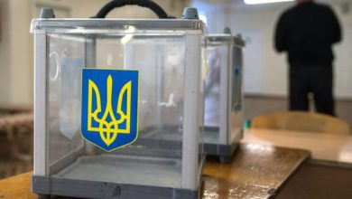 Photo of Ukrainians vote in snap parliament elections called by new president
