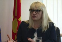 Photo of Minister Deskoska: Although SPO is now defunct, its cases are still alive