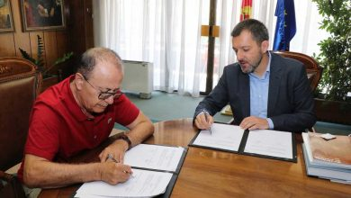 Photo of FITD, MANU sign memo of cooperation
