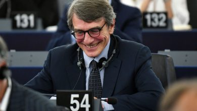 Photo of EU Parliament elects Italian socialist Sassoli as president [UPD]