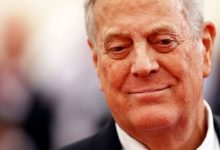 Photo of David Koch, billionaire backer of US conservative causes, dies at 79
