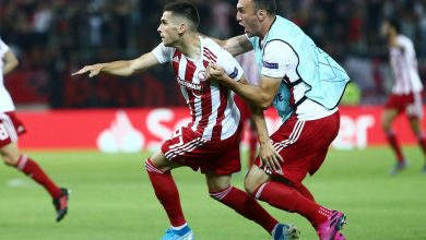 Photo of Red Star get away draw, big win for Olympiacos in CL play-offs