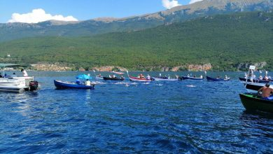 Photo of Ohrid Swimming Marathon cancelled