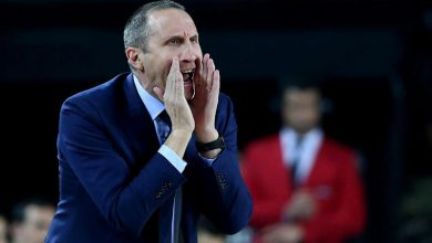 Photo of Basketball coach David Blatt reveals he has multiple sclerosis