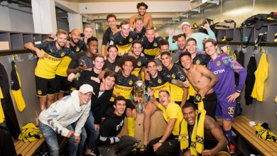 Photo of First blood to Dortmund with Super Cup victory over Bayern Munich