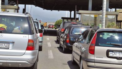 Photo of Greece to open Evzoni border crossing with North Macedonia on July 1
