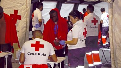 Photo of Four migrants dead, 16 missing after boat sinks off Melilla