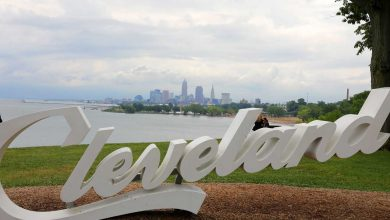 Photo of Cleveland, city of rock and roll, medicine, and sports