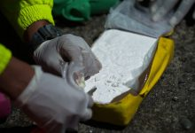 Photo of Police seize 1kg of cocaine, several detained in Krushopek