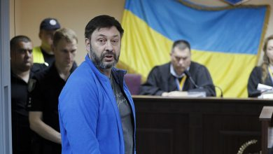 Photo of Ukraine releases Russian state media correspondent from custody