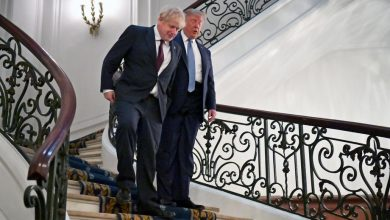 Photo of Trump doubles down on praise of Johnson, warns of difficult EU