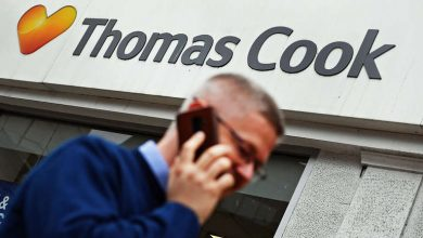 Photo of German, Austrian, Polish arms of Thomas Cook file for insolvency